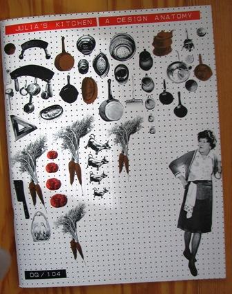 Design Quarterly 104: Julia's Kitchen - A Design Anatomy
