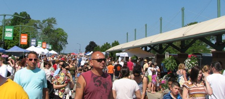Holland Farmers' Market, Memorial Day Weekend, 2010