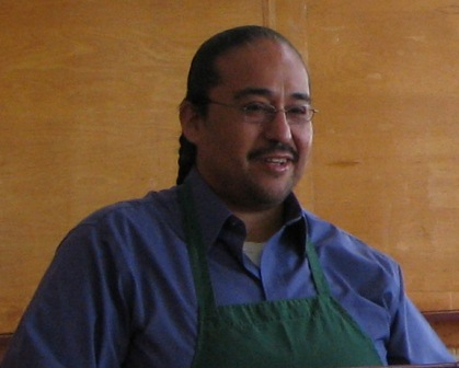 Alonzo Salinas of Margarita's Restaurant