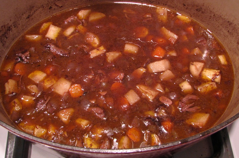 Oxtail Stew recipe | Life Is Fare