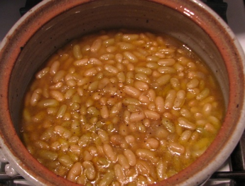 Flageolet Bean Recipe