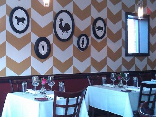 Five Bistro Restaurant, St. Louis, Missouri