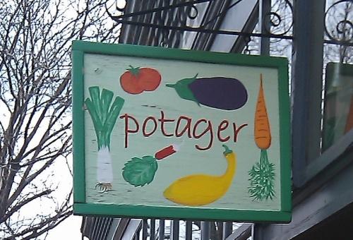 Potager Restaurant, Denver, Colorado