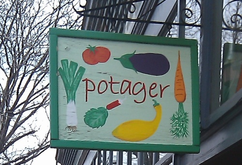 Potager Restaurant, Denver, Colorado