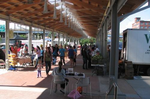Downtown Market, Grand Rapids, MI
