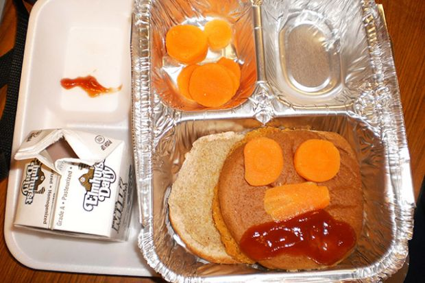 School Lunches No One Should Have to Eat