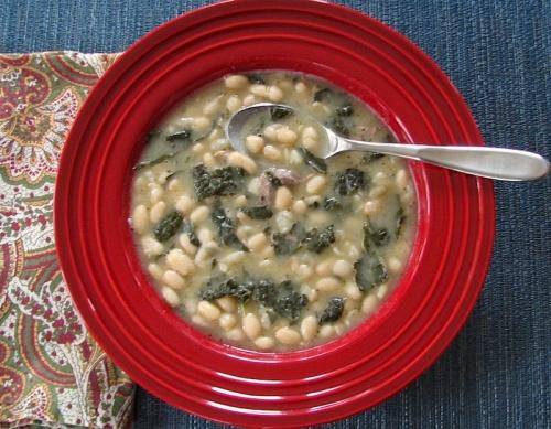 Hutterite Bean Soup recipe