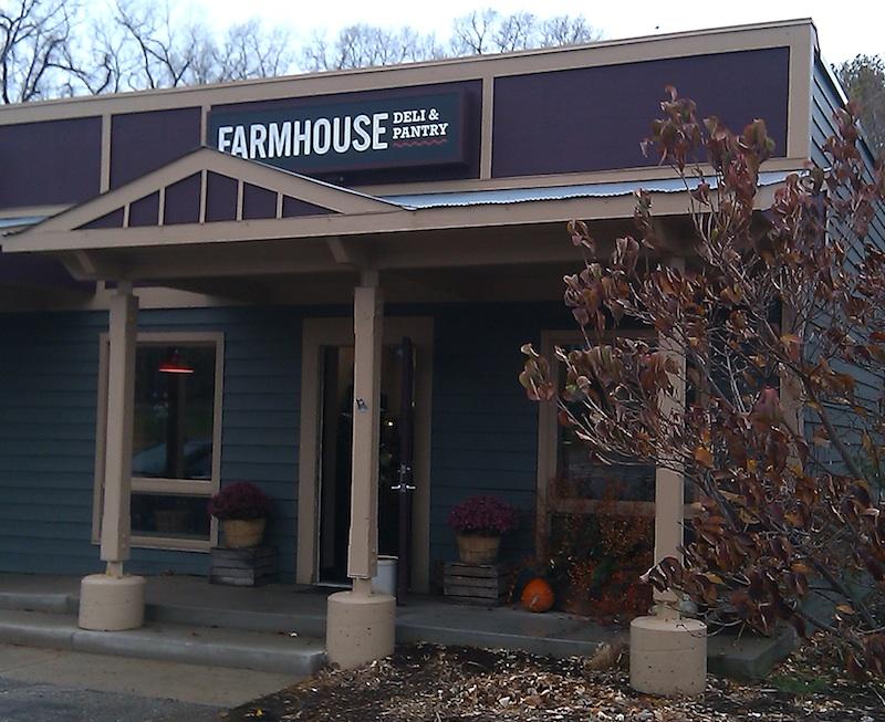 Farmhouse Deli, Douglas, Michigan